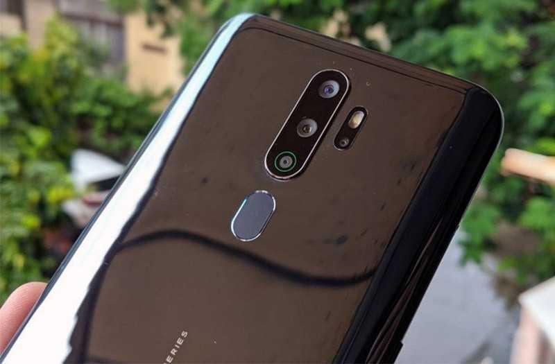 Камеры Oppo A5 2020