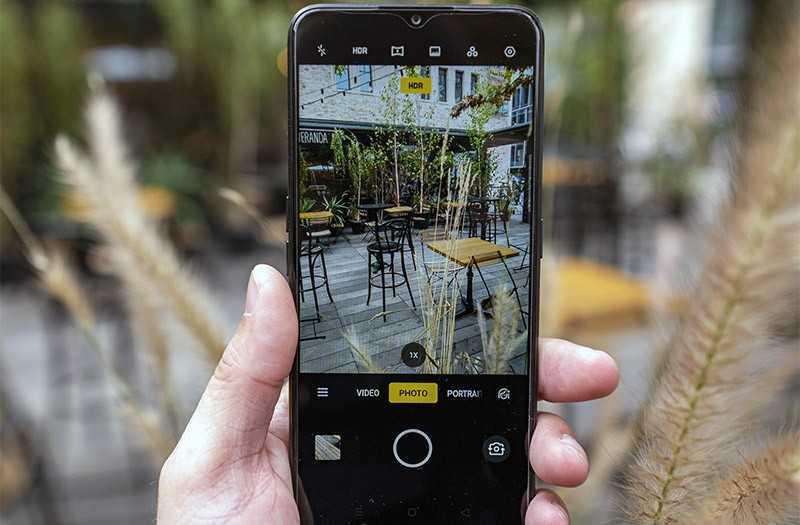 Oppo A5 2020 качество съёмки