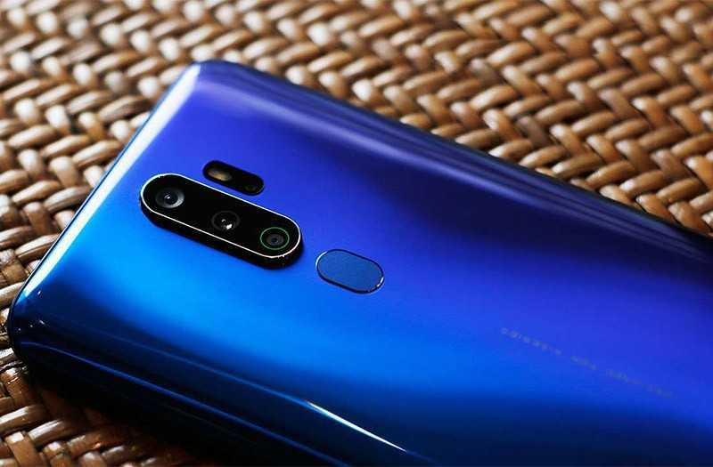 OPPO A9 2020 съёмка