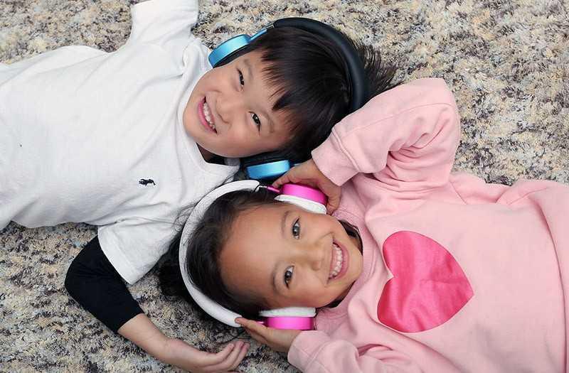 Puro PuroQuiet: лучшие беспроводные наушники для детей