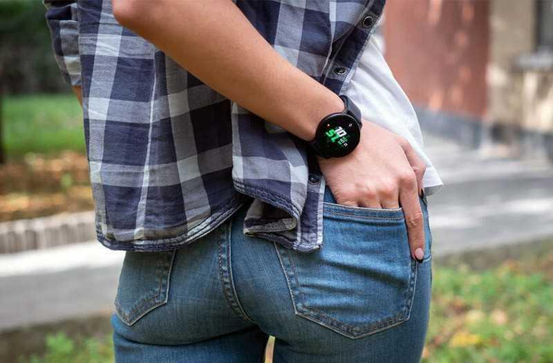 Galaxy Watch Active 2 обзор