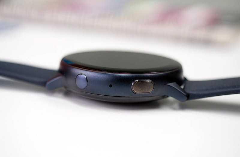 Характеристики Samsung Galaxy Watch Active 2