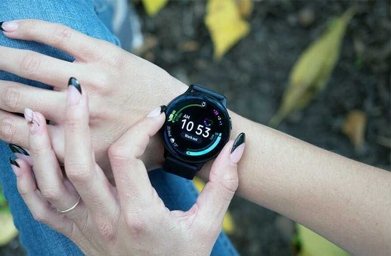 Часы Samsung Galaxy Watch Active 2