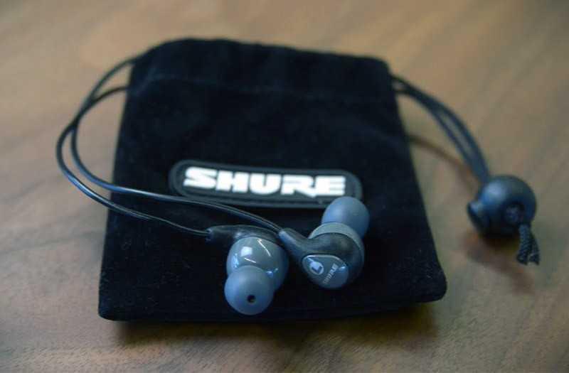 Shure SE112 Wireless: лучшие бюджетные беспроводные наушники