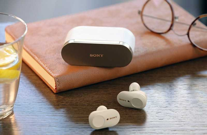 Sony WF-1000XM3: лучшие наушники с шумоподавлением