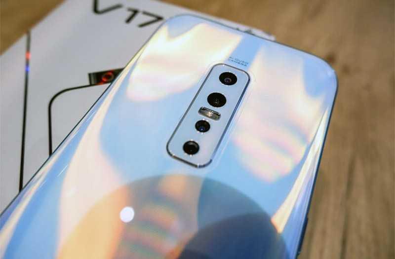 Vivo V17 Pro камеры