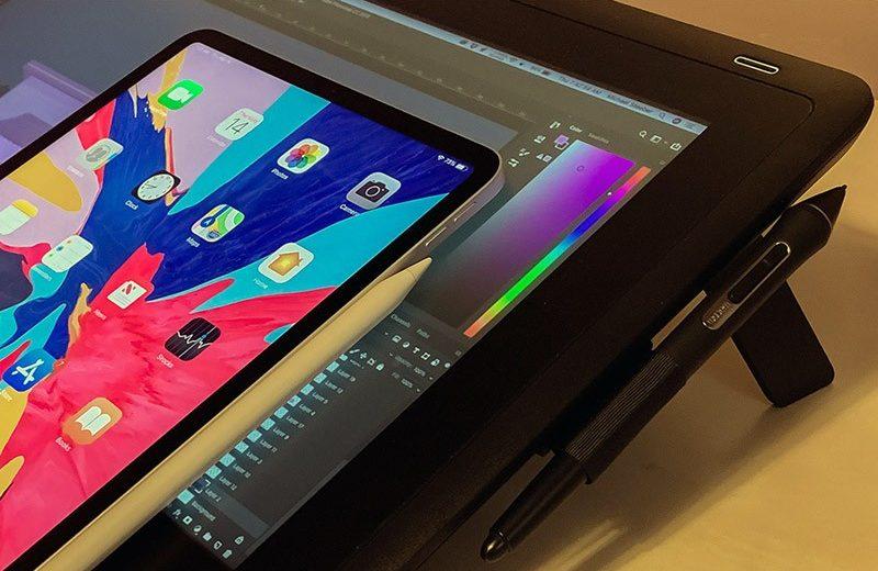 Обзор Wacom Cintiq 16 графического планшета — Отзывы TehnObzor