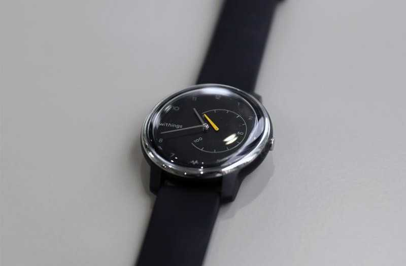Withings Move ECG отзывы