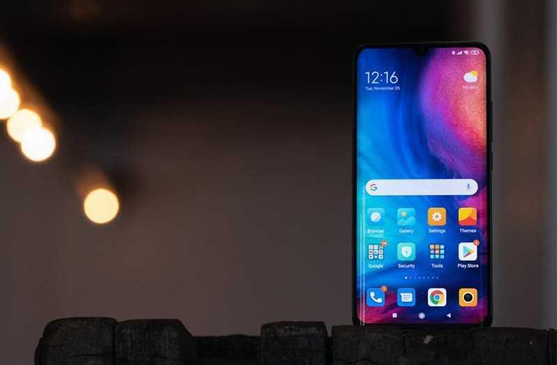 Xiaomi Mi Note 10 производительность