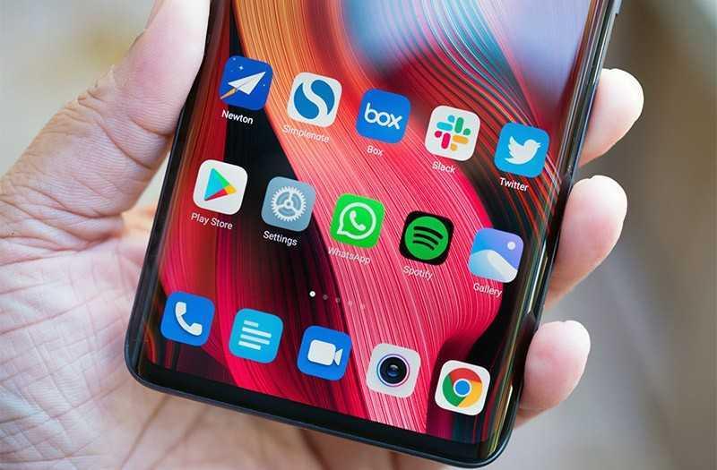 Xiaomi Mi Note 10 ПО и ОС