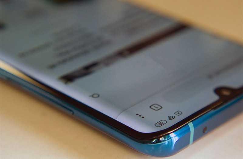 Xiaomi Mi Note 10 конструкция