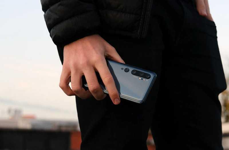 Характеристики Xiaomi Mi Note 10