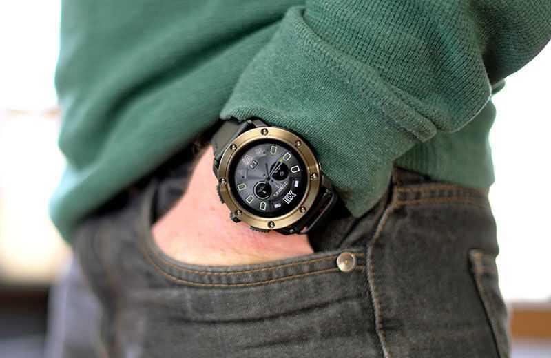 Умные часы Diesel On Axial