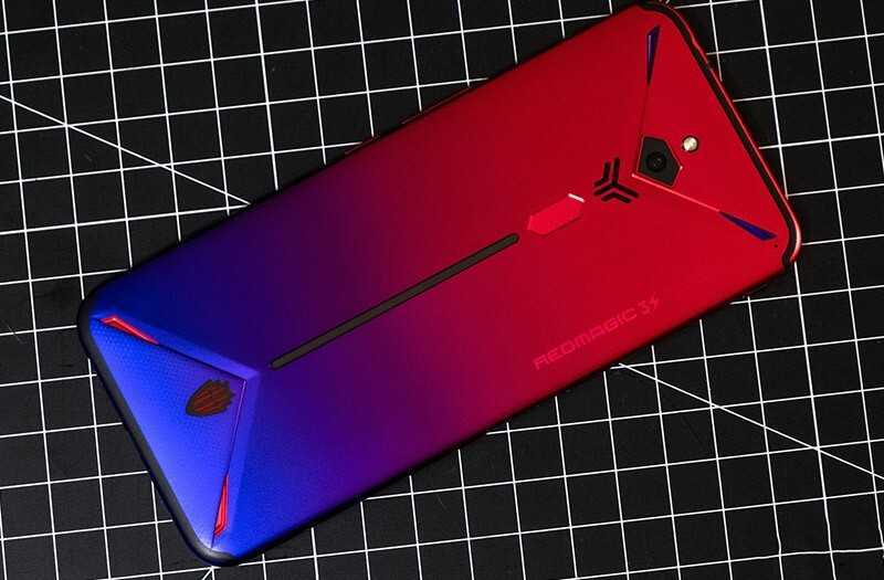 Nubia Red Magic 3S камеры