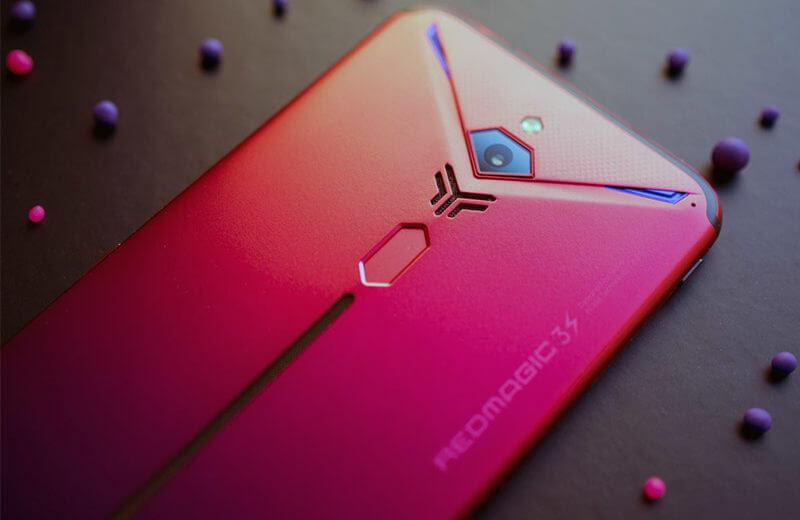 Обзор Nubia Red Magic 3S игрового смартфона — Отзывы TehnObzor