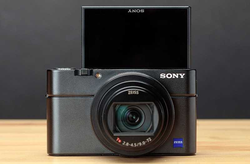 Sony RX100 VII улучшения