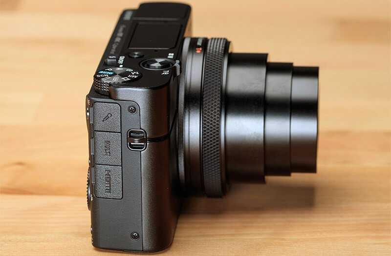 Камера Sony RX100 VII