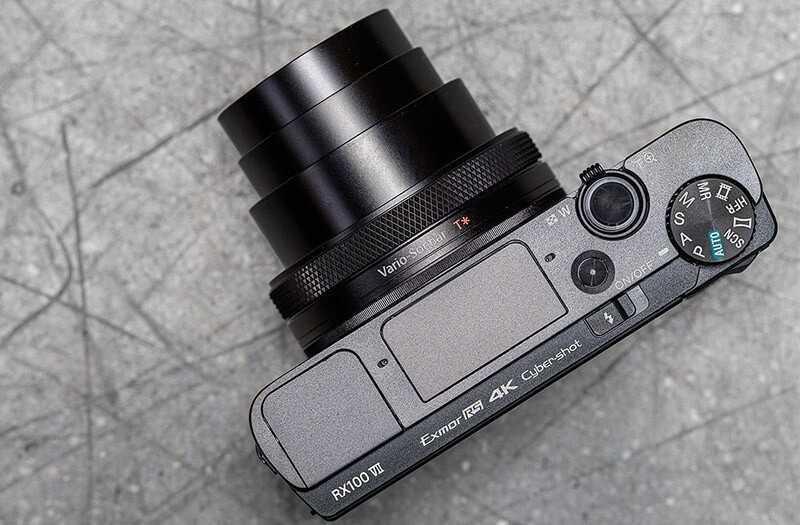 Sony RX100 VII производительность