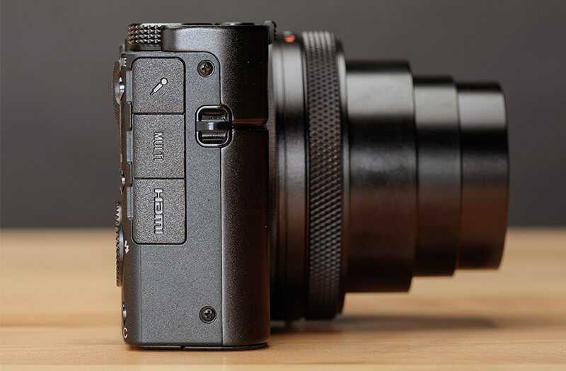 Sony RX100 VII обзор