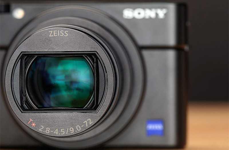 Обзор Sony RX100 VII