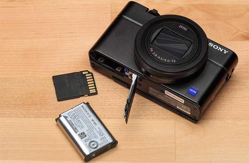 Sony RX100 VII характеристики