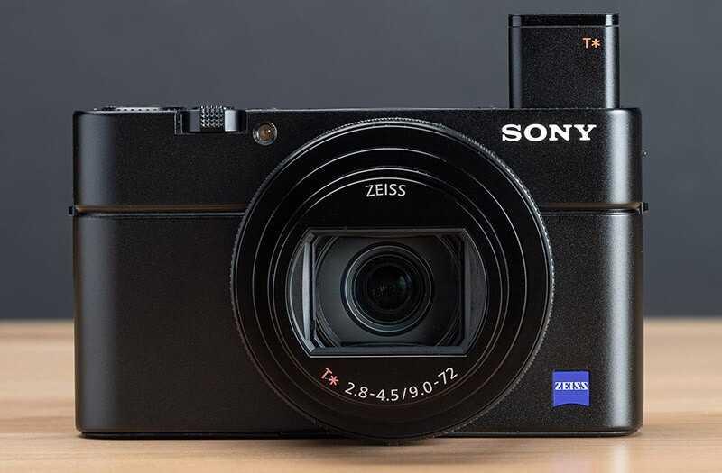 Sony RX100 VII функции