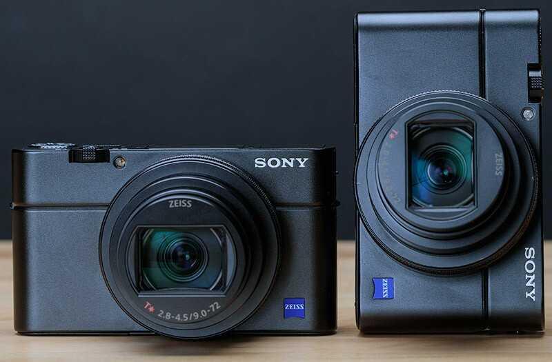 Sony RX100 VII особенности