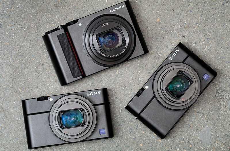 Sony RX100 VII сравнение