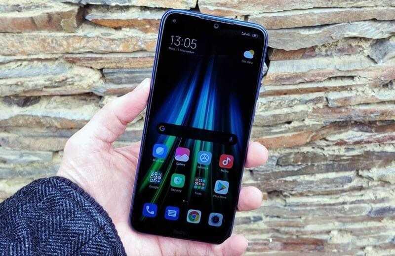 Обзор Xiaomi Redmi Note 8T