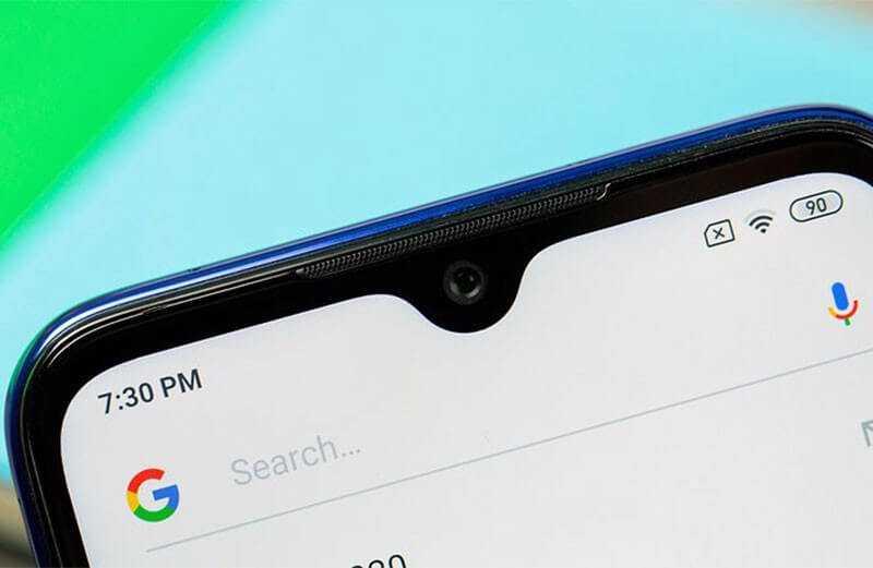 Xiaomi Redmi Note 8T экран