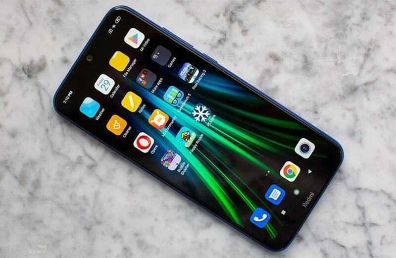 Xiaomi Redmi Note 8T ПО