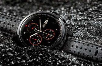 Обзор Amazfit Stratos 3: умные и спортивные часы — Отзывы TehnObzor