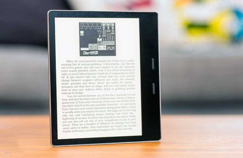 Обзор Amazon Kindle Oasis (2019)