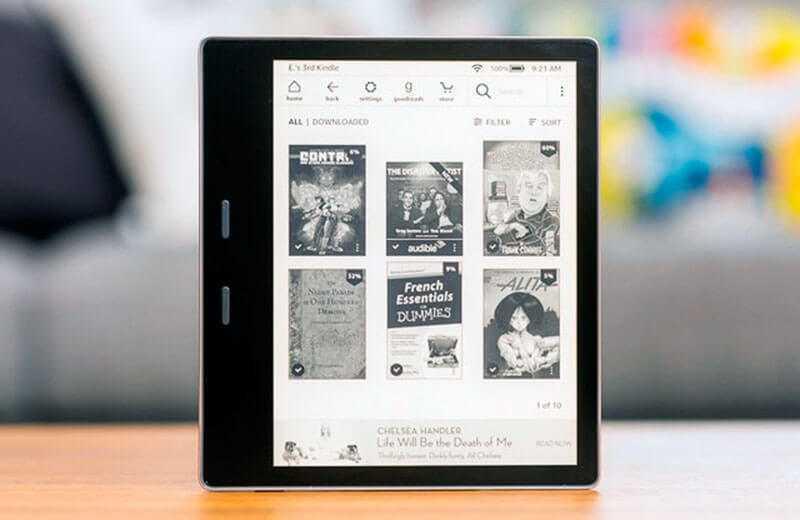Предварительный обзор Amazon Kindle Oasis (2019)