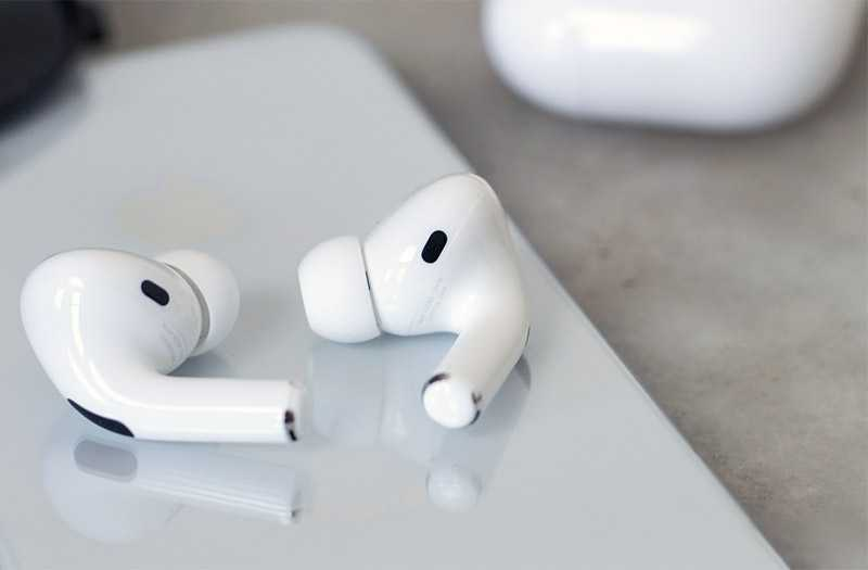 Apple AirPods Pro звук