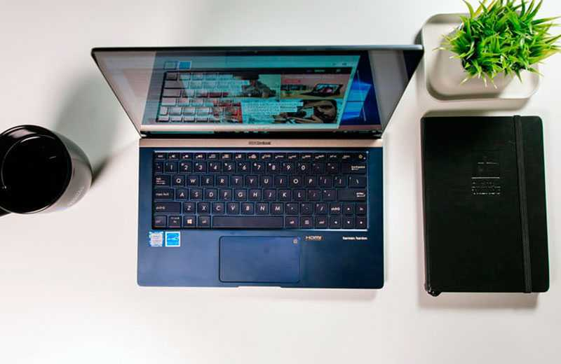 Обзор Asus ZenBook 13 UX333FA