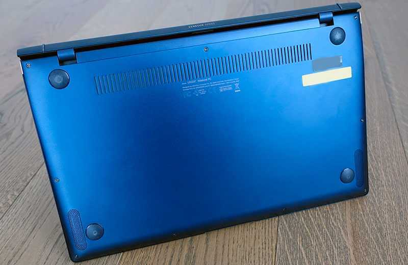 Asus ZenBook 13 UX333FA производительность