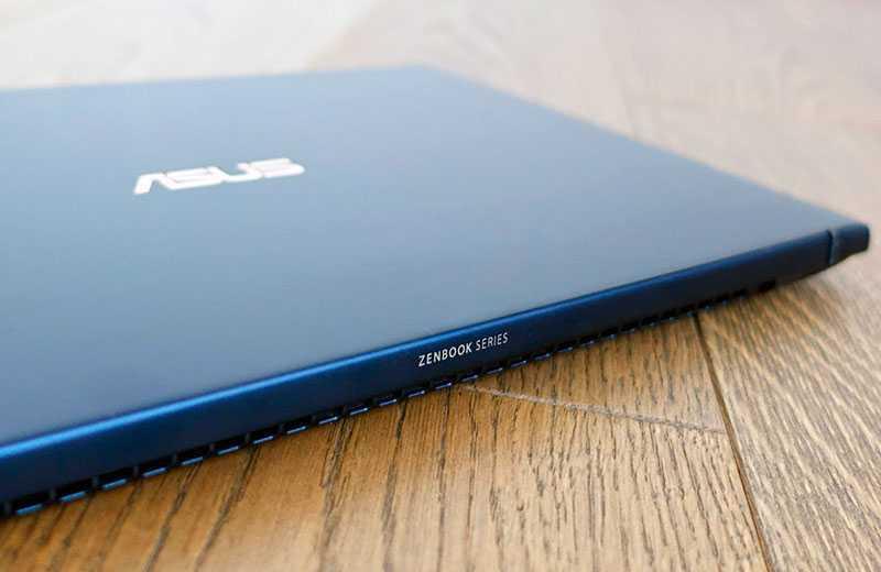 Asus ZenBook 13 UX333FA автономность