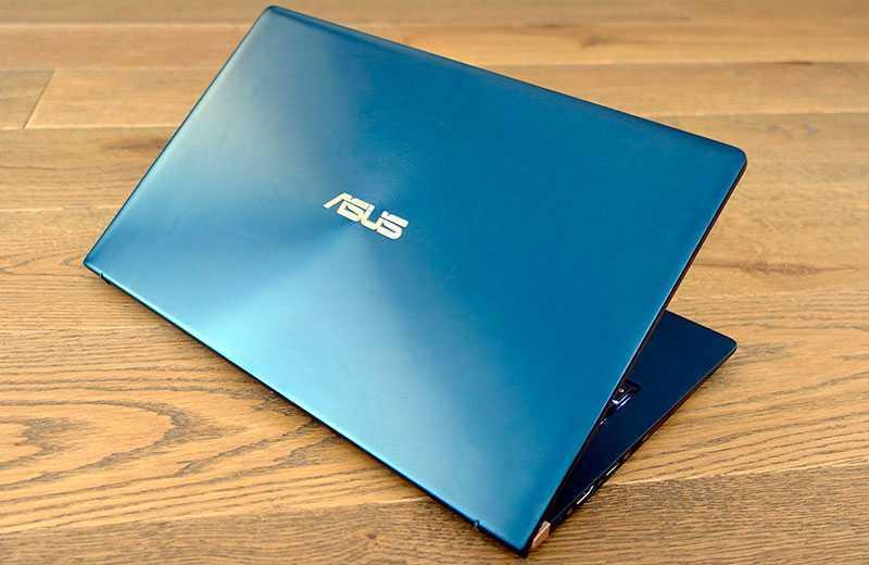 Asus ZenBook 13 UX333FA дизайн