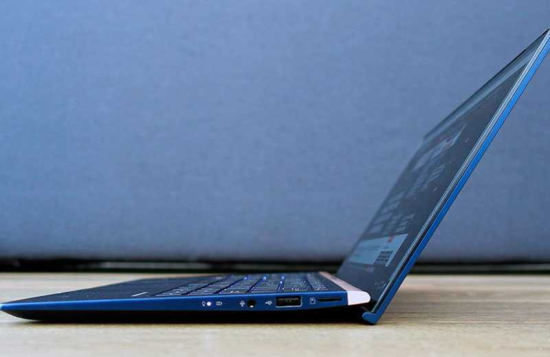 Asus ZenBook 13 UX333FA внешний вид