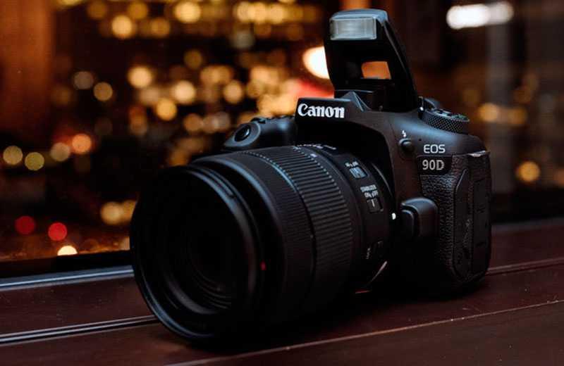 Canon EOS 90D: лучшая зеркалка для видео