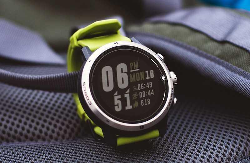 Coros Apex: лучшие умные часы для плавания