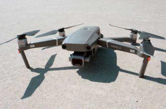 Обор DJI Mavic 2 Pro: квадрокоптера превосходной камерой — Отзывы TehnObzor