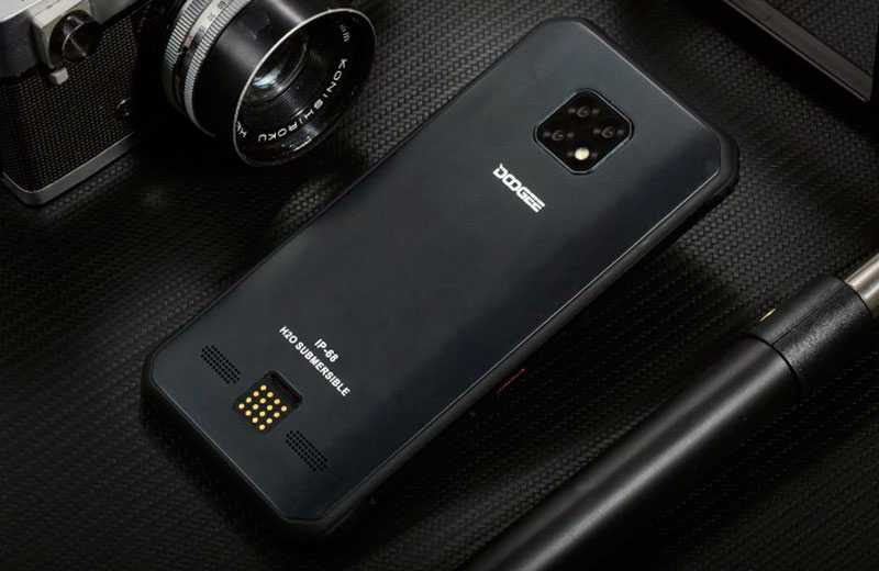 Камера Doogee S95 Pro