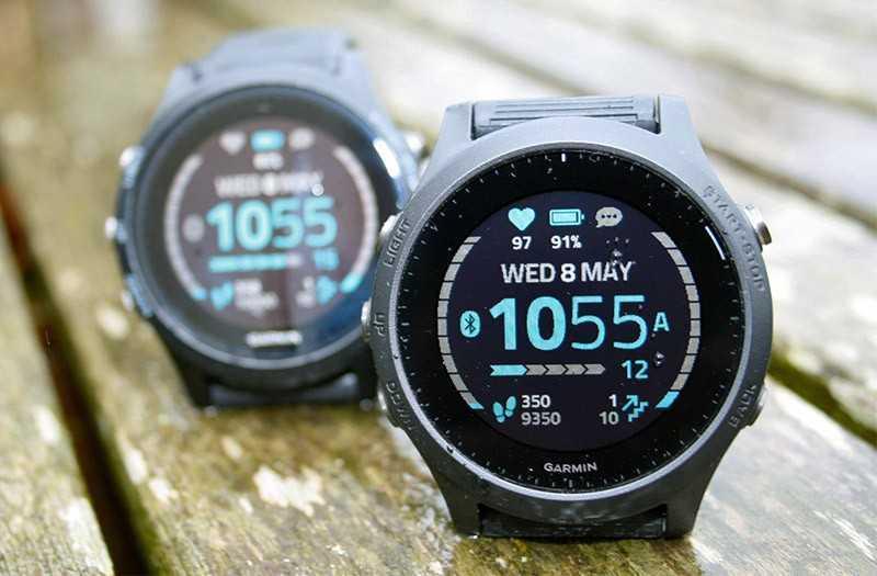 Garmin Forerunner 945: лучшие спортивные часы