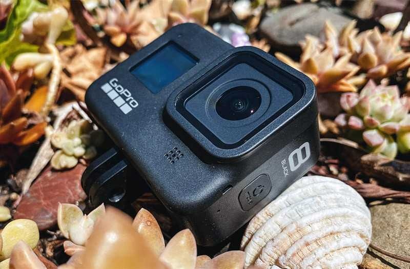 GoPro Hero 8 Black спортивнаякамера