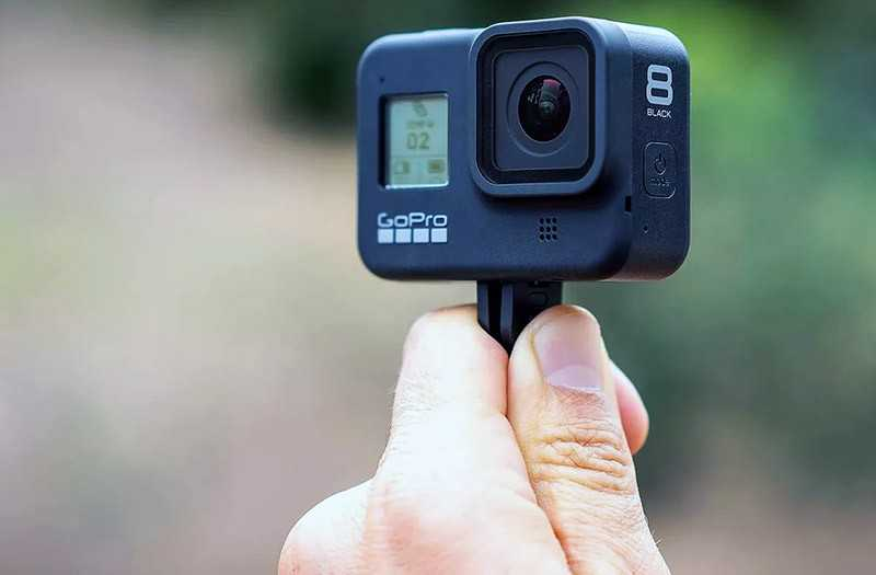 GoPro Hero 8 Black отзывы