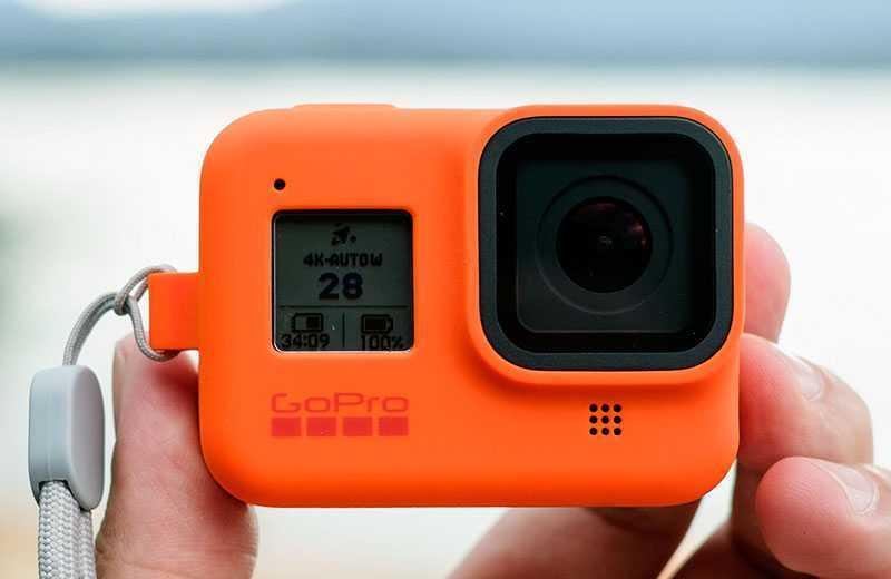 GoPro Hero8 Black: самая лучшая экшн-камера