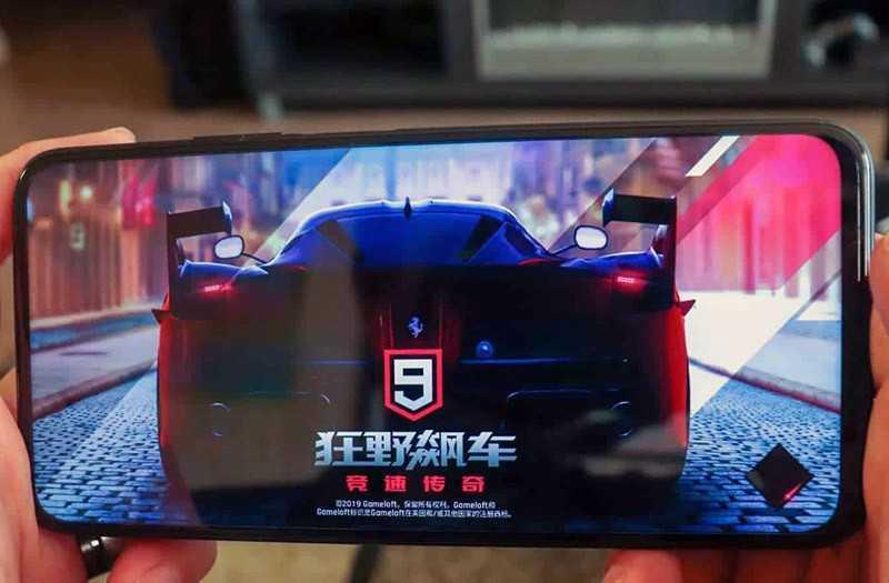Honor 9X Pro в играх