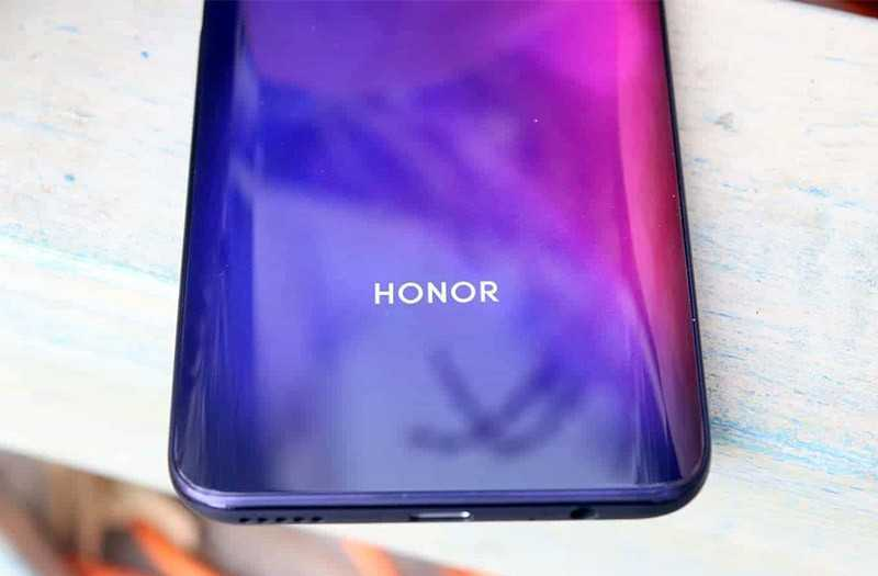 Honor 9X Pro внешний вид